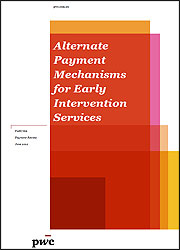 Alternate Payment Mechanisms for Early Intervention Services