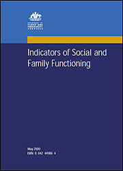 Indicators of Social and Family Functioning