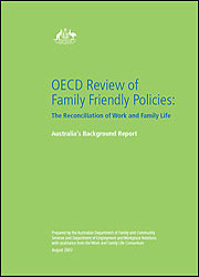 OECD Review of Family Friendly Policies