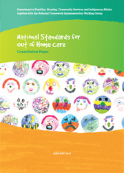National Standards for Out of Home Care - Consultation Paper