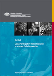 On PAR - Using Participatory Action Research to Improve Early Intervention