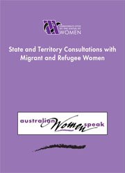State and Territory Consultations with Migrant and Refugee Women