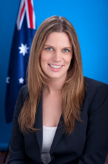 Kate Ellis, Minister for the Status of Women