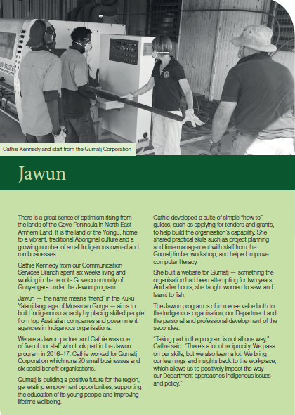 Jawun cover image