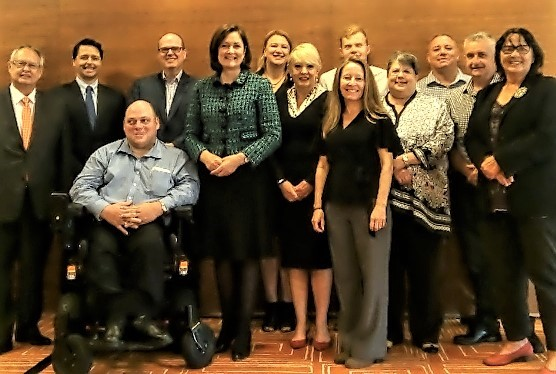 National Disability and Carers Advisory Council members