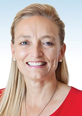 The Hon Kate Worden MLA