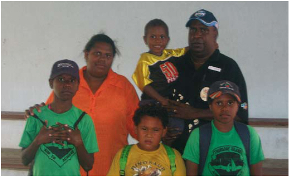 Number 17: Growing up in the Torres Strait Region | Department of
