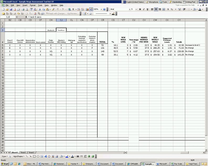Template besides Excel Multiple Selection moreover Employee Skills ...