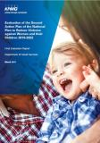 Cover of Evaluation of the Second Action Plan of the National Plan to Reduce Violence against Women and their Children 2010-2022