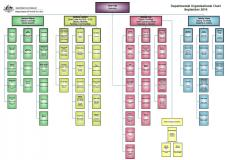 External Departmental Organisational Structure