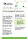 Older Newstart Allowance Recipients cover