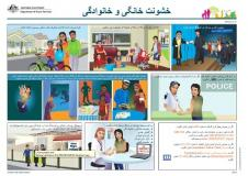 (Dari) translated Family Safety Pack documents