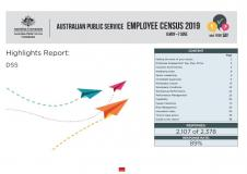 Australian Public Service Employee Census 2019 cover image