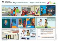 (Malay) translated Family Safety Pack documents cover image