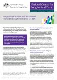Longitudinal Studies and the National Centre for Longitudinal Data cover image