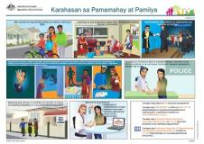 (Tagalog) translated Family Safety Pack documents cover image