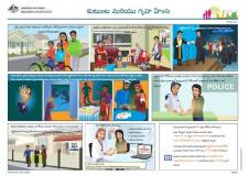 (Telugu) translated Family Safety Pack documents