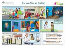 (Turkish) translated Family Safety Pack documents cover image