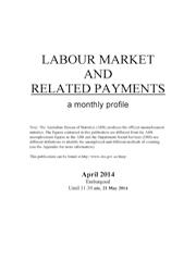 Labour Market and Related Payments April 2014 Page One