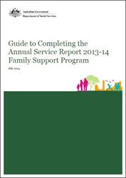 Guide to Completing the Annual Service Report