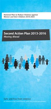 The Second Action Plan Brochure cover image
