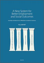 A New System for Better Employment and Social Outcomes - Full version of the Interim Report