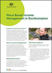 Income Management in Rockhampton  cover