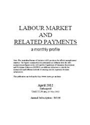 Labour Market and Related Payments April 2012