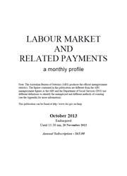 Labour Market and Related Payments October 2013 cover image
