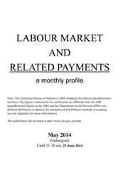 Labour Market and Related Payments May 2014
