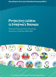 Protecting children's is everyone's business - report 2010-11