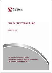 Positive Family Functioning
