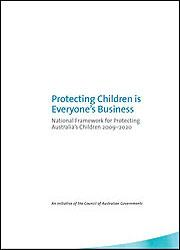 Protecting Children is Everyone's Business